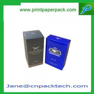 China Custom Printed Cardboard Set-Up Paper Box Perfume Box Cosmetic Box on sale