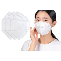 Wholesale Disposable Folding 5 Layers Anti Saliva KN95 Surgical Mask from china suppliers