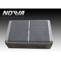 Wholesale Single 12 In Black Portable Line Array Speakers , Passive Speaker Box 90x50 HXV from china suppliers