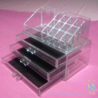 Wholesale transparent plastic storage box from china suppliers