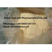 Wholesale Trenbolone Enanthate Raw Tren Power Yellow Parabolan Powder 10161-33-8 from china suppliers