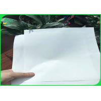 Wholesale 1.2g to 1.5g RBD RPD SPN Jumbo Roll Paper Two Side Coated Flame Resitant from china suppliers