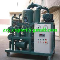 Continuous Multi-Stage Transformer Oil Purifier, Insulating Oil Filter Machine