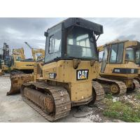 Japan made Used CAT D4K Bulldozer CAT C4.4 Engine 92hp engine power