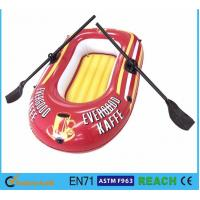 Wholesale Fun Playing Inflatable Float Boat Ride On Design Constructed Of Heavy Duty Vinyl from china suppliers