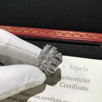Buy cheap Magnificent 18K Gold Diamond Ring , Personalized Bulgari Snake Ring AN855116 from wholesalers