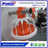 Automatic Chicken Drinking and Feeding line system Poultry Equipment For Chicken