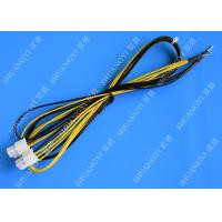 China Tin Plated Brass Pin Cable Harness Assembly 4.2mm Pitch For Electronics on sale