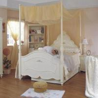 Wholesale Dreaming queen room set, made of M.D.F and solid wood, hand paint, own design, European standard from china suppliers
