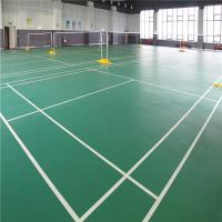 Buy cheap Environmental-friendly badminton flooring from wholesalers