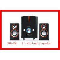 Wholesale 2W X2+5W 2.1 System Multi-Media Speaker (GRD-100) from china suppliers