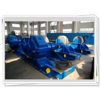 Wholesale 400ton Bolt Conventional Welding Rotator Adjustable With Steel Wheel from china suppliers