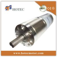 China 12V 24V 45mm dc planetary gear motor on sale