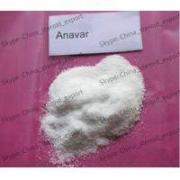 Wholesale White Crystalline Anabolic Steroid powder Oxandrolone Anavar from china suppliers