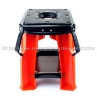 Wholesale Hard Plastic Motorcycle Repair Stand Protect Your Front Disc And Brake Caliper from china suppliers