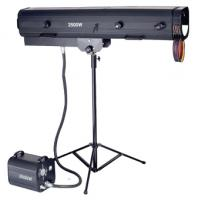 Wholesale Adjustable 2500W 6500k 50Hz Led Followspot Lights with 4 Color Replacement from china suppliers