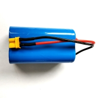 Wholesale 7.4V 4400mAh Liion Battery Pack Rechargeable For Miner Lamp from china suppliers
