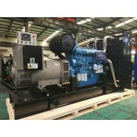 Hot sale Weichai 400KW/500KVA diesel generator set powered by Baudouin engine 6M26D484E200 for sale
