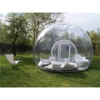 Wholesale Transparent  Room Inflatable Tent , Inflatable Bubble Tent With Blower from china suppliers