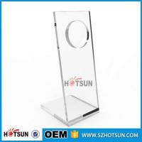 Buy cheap Hot sale Acrylic jewelry display, wholesale acryl display for jewelry, Alibaba from wholesalers