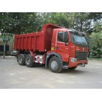 Buy cheap SINOTRUK HOWO A7 SERIES TIPPER TRUCK from wholesalers