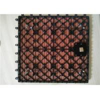 Wholesale WPC Composite DIY Board Plastic Base 300 * 300mm Weather Resisent from china suppliers