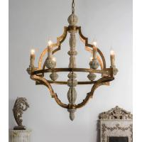 Wholesale Wood lantern chandelier pendant Lights Fixures (WH-CI-60) from china suppliers