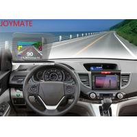 Wholesale LED Transparent automotive head up display Lane departure warning function from china suppliers