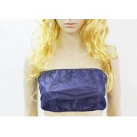 Quality Disposable nonwoven bra disposable underwear for beauty&spa medical use for sale