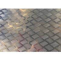 Wholesale Anti Slip Embossed Aluminium Sheet Corrosion Resistance Temper T6 / H24 / H14 from china suppliers