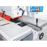 Wholesale Automatic Vertical Single Rip Saw Woodworking Machines Feeding Speed 7 - 25m / Min from china suppliers