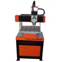 Small PCB CNC Router Systems AC 220V , Mold Milling CNC Metal Router
