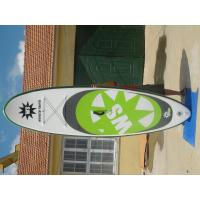 Wholesale Attractive Inflatable SUP Board With Bungee / D - Ring 11 Feet Long 6 Inch Thickness from china suppliers