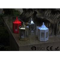 Wholesale Easy Operate Led Tea Light Candles For Home Decoration ODM / OEM Acceptable from china suppliers