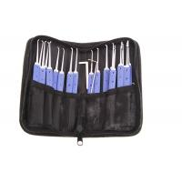 Wholesale KLOM 18-Piece Lock Pick Set Professional Lock Picking Kit from china suppliers