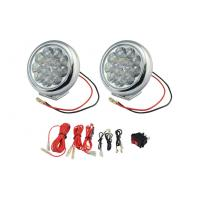 Wholesale DC 12V Led Side Marker Lights white for trucks / suvs / rvs  / vans from china suppliers
