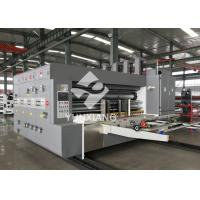 Wholesale YIKE Economic Type Lead Edge Flexo Printer Electric Slotter Diecutter Machine For Corrugated Carton Box, Pass ISO,CE from china suppliers