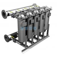 Wholesale Duplex Bag Filter Housings For 24 hours Working Condition Liquid Filtration System from china suppliers