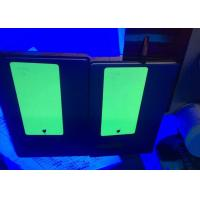 Eco Friendly Thermoset Powder Coating , Resources Saving Glow In The Dark Powder Coat for sale