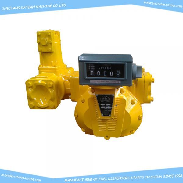positive displacement flow meter pdf