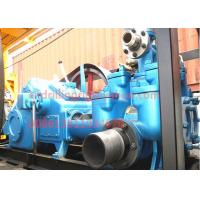 China Deep Hole Water Well Drilling Mud Pump Diesel Engine Driven 850 L/Min Flow Rate on sale