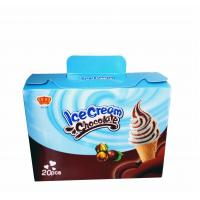 Wholesale Fancy and Crisp Chocolate Candy Crisp Ice Cream Shaped Chocolate Dessert Cups from china suppliers