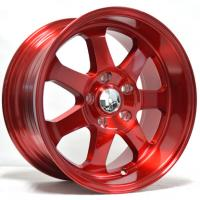 Wholesale 15x8.0 16x8.0 Aftermarket Aluminium Alloy Wheel with Full Painted Kin-7766 from china suppliers