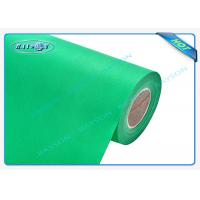 Wholesale Green OEM Non Woven Polypropylene Spunbond Fabric Recyclable / Eco Friendly from china suppliers