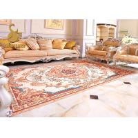 Wholesale Heated Transfer Printed Grey Carpet Underlay Felt / Living Room Area Rugs With Custom Pattern from china suppliers
