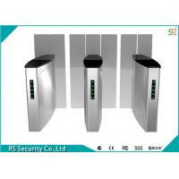 Wholesale Automatic Speed Gates Systems RFID Reader Sliding Turnstile Gate from china suppliers