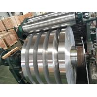 Wholesale Industrial Aluminum Foil Jumbo Roll , Industrial Aluminium Foil Evaporator Heater CAC Oil Cooler from china suppliers