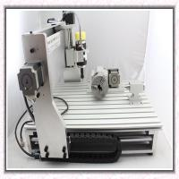 Wholesale Newest CNC router 3040 with 4th axis from china suppliers
