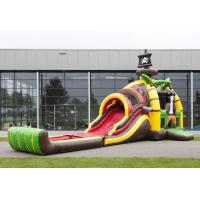 Wholesale Outdoor Pirate Inflatable Bouncers Safety Commercial Grade Bounce Houses For Party from china suppliers