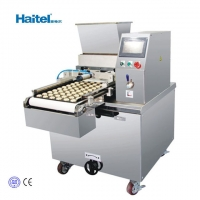 China HTL-420 Manufacturing Automatic Fortune Cookies Biscuit Making Machine Production Line on sale